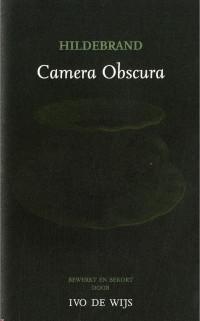 Boekcover Camera Obscura