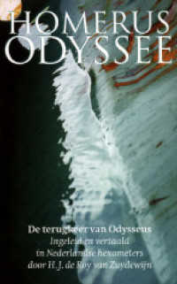 Boekcover Odyssee