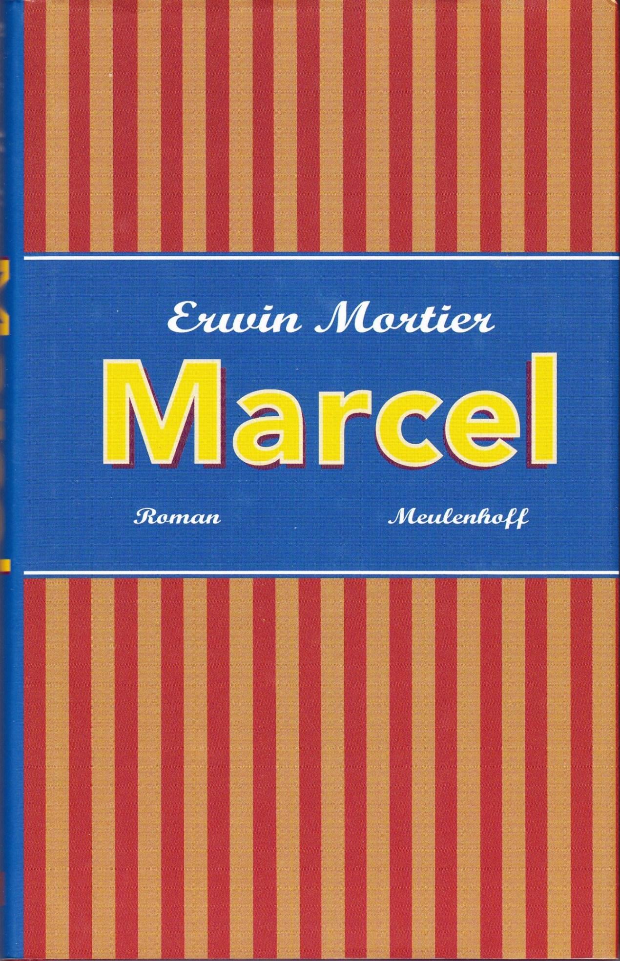 Boekcover Marcel