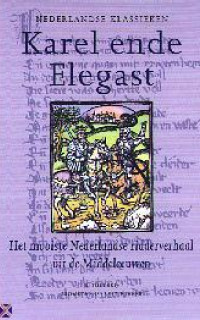 Boekcover Karel ende Elegast
