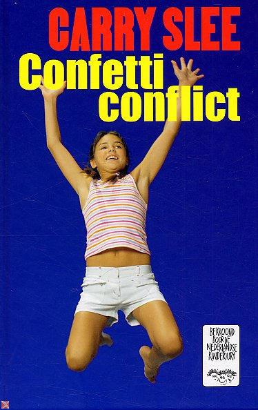 Boekcover Confetti conflict