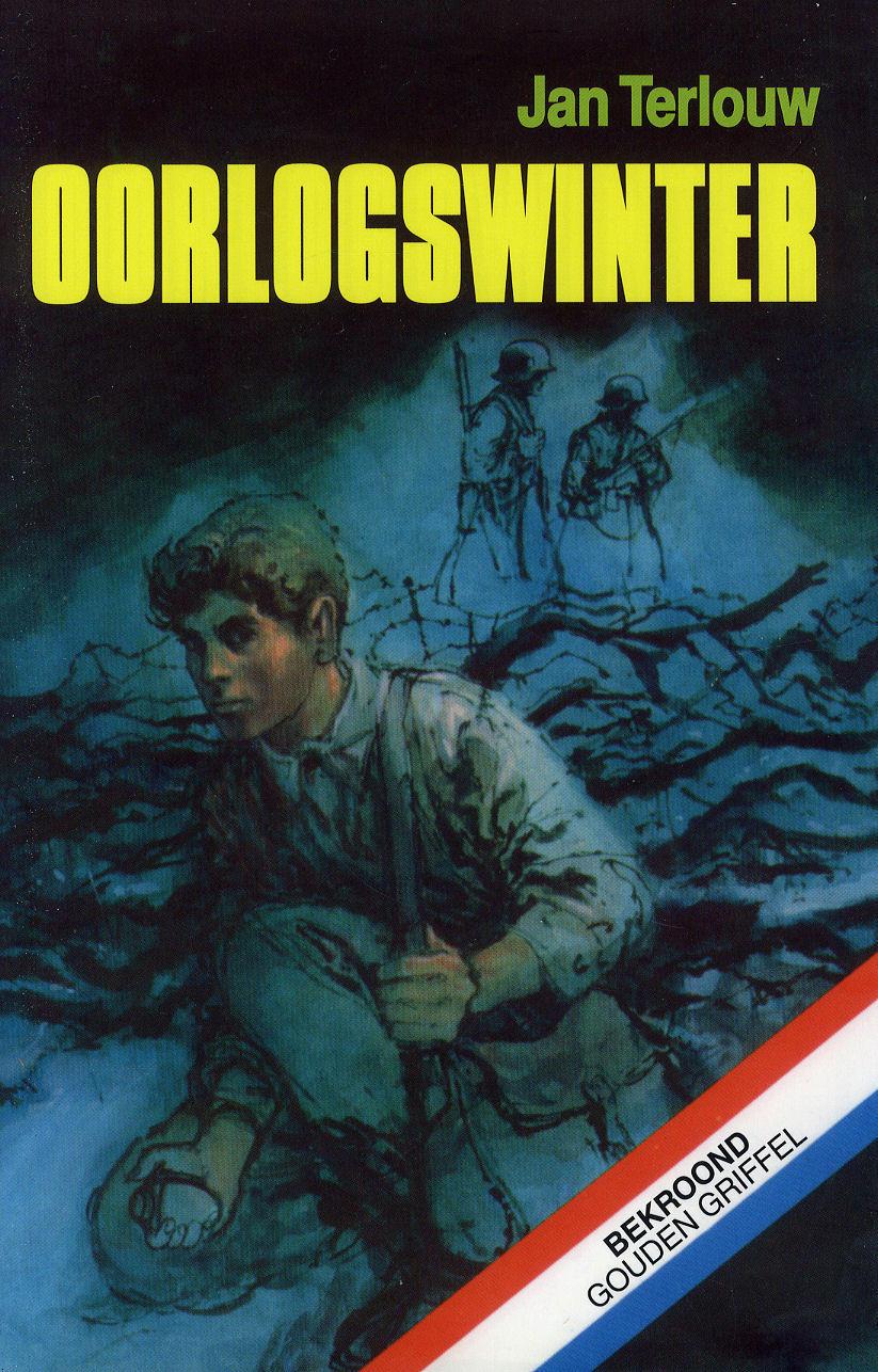 Boekcover Oorlogswinter