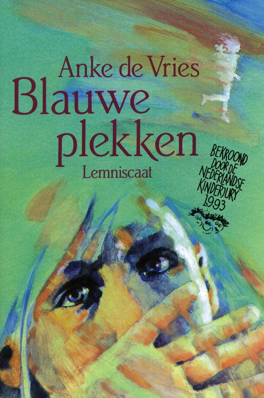 Boekcover Blauwe plekken