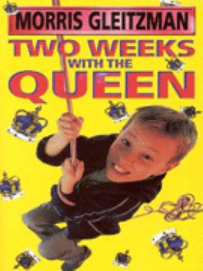 Boekcover Two weeks with the queen