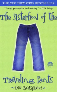 Boekcover The sisterhood of the traveling pants