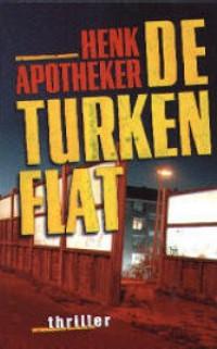 Boekcover De Turkenflat