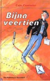 Boekcover Bijna veertien