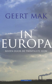 Boekcover In Europa