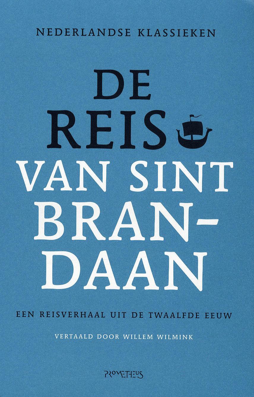 Boekcover De Reis van Sint Brandaan