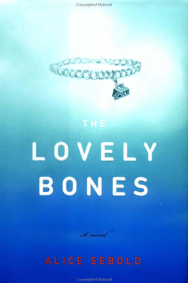 Boekcover The lovely bones