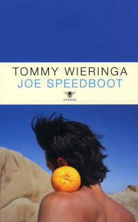 Boekcover Joe Speedboot