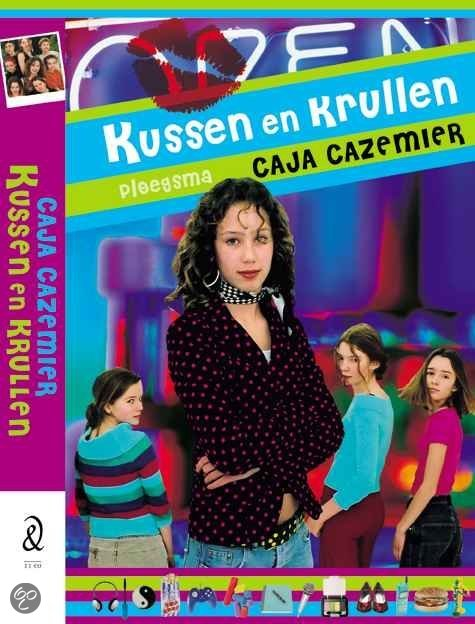Boekcover Kussen en Krullen
