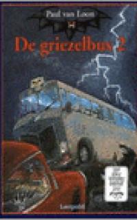 Boekcover De Griezelbus 2