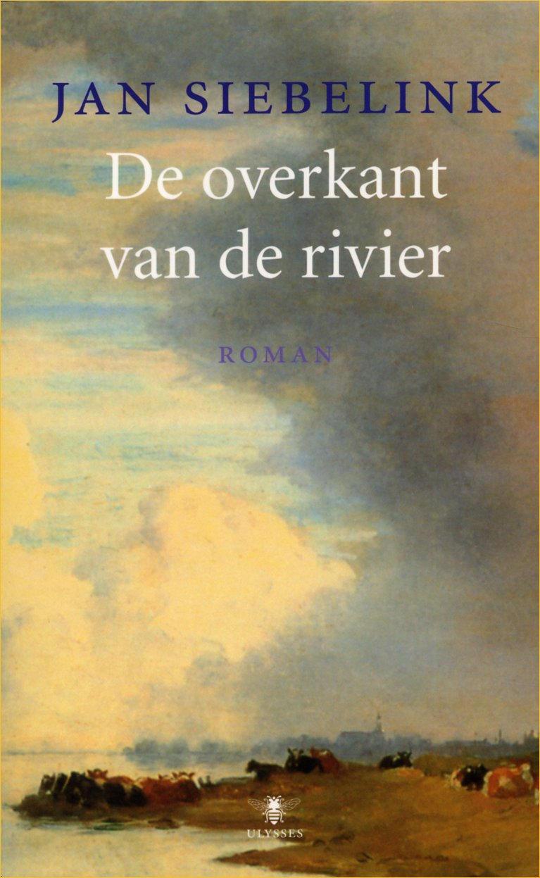 Boekcover De overkant van de rivier