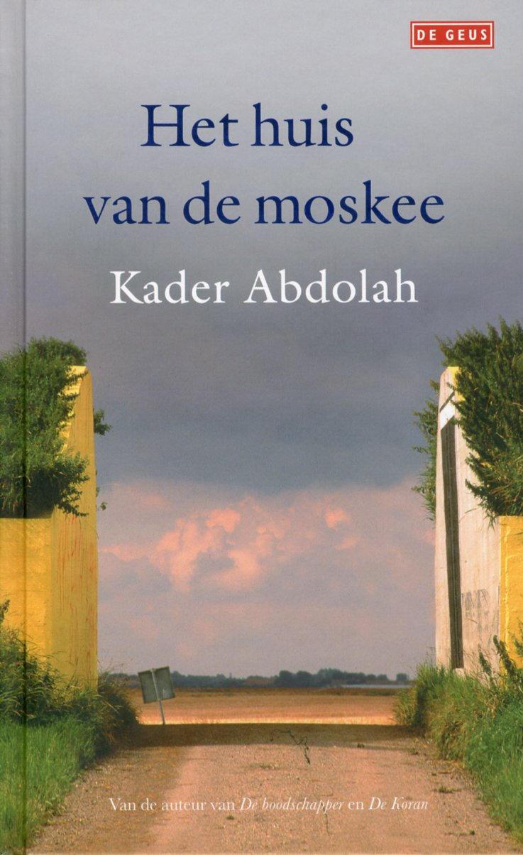 Boekcover Het huis van de moskee