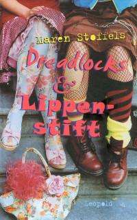 Boekcover Dreadlocks & lippenstift