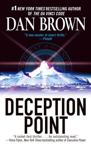 Boekcover Deception Point