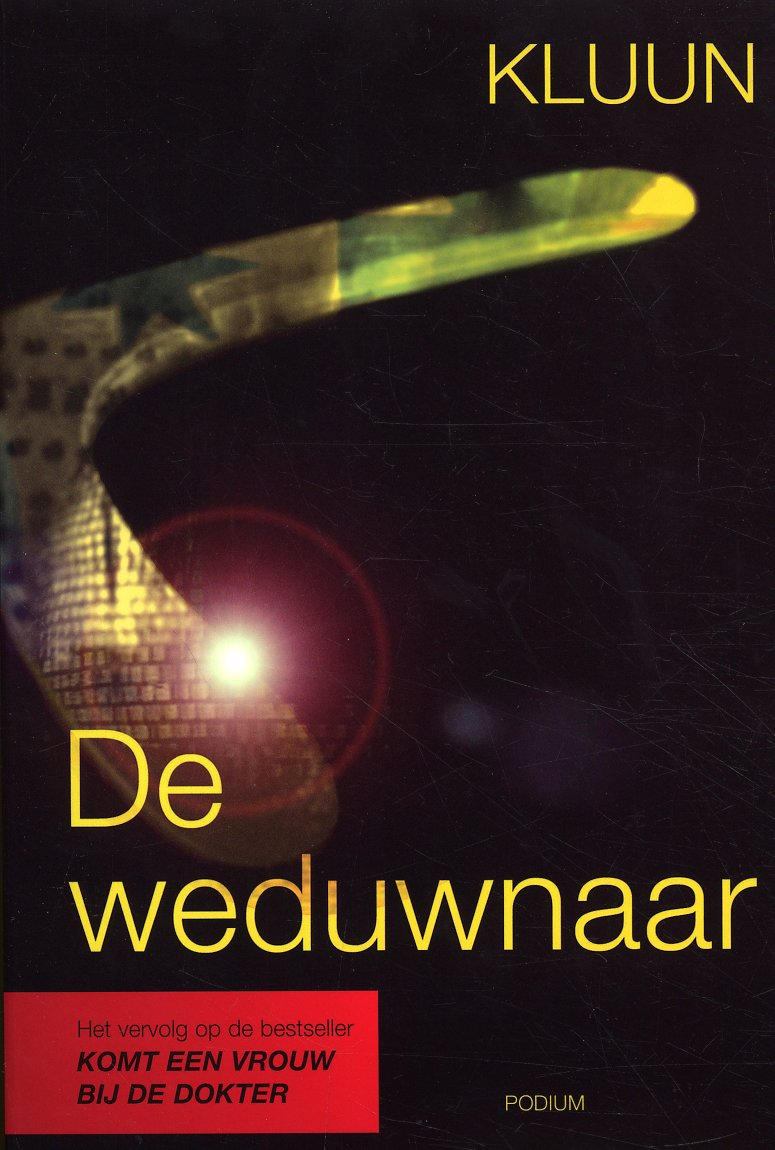 Boekcover De weduwnaar