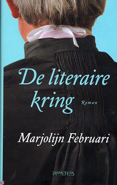 Boekcover De literaire kring