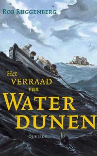 Boekcover Het verraad van Waterdunen