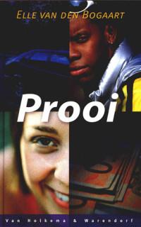 Boekcover Prooi