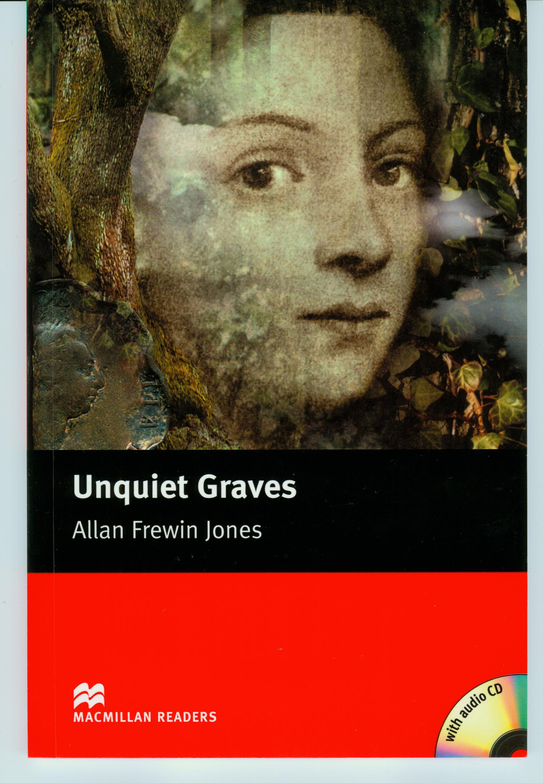 Boekcover Unquiet graves