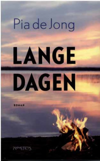 Boekcover Lange dagen