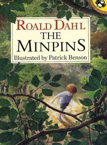 Boekcover The Minpins