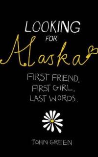 Boekcover Looking for Alaska
