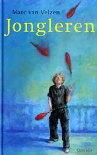 Boekcover Jongleren