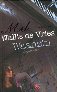 Boekcover Waanzin