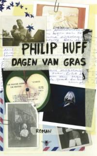 Boekcover Dagen van gras
