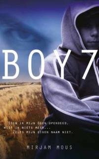 Boekcover Boy 7
