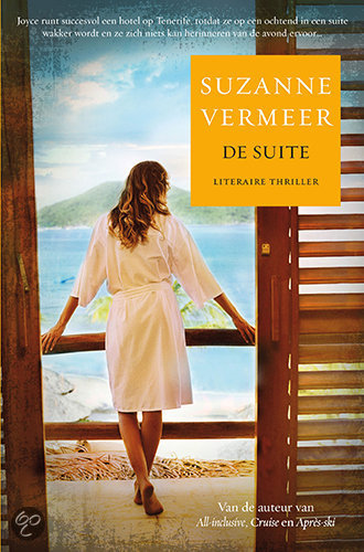 Boekcover De suite