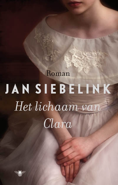 Boekcover Het lichaam van Clara