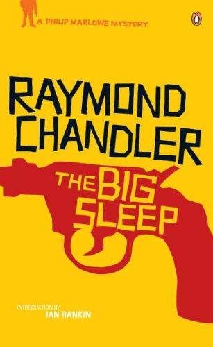 Boekcover The big sleep