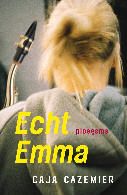 Boekcover Echt Emma