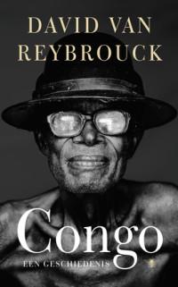 Boekcover Congo. Een geschiedenis