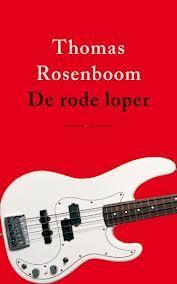 Boekcover De rode loper