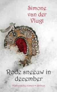 Boekcover Rode sneeuw in december
