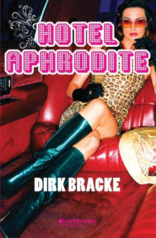 Boekcover Hotel Aphrodite