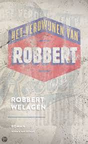 Boekcover Het verdwijnen van Robbert