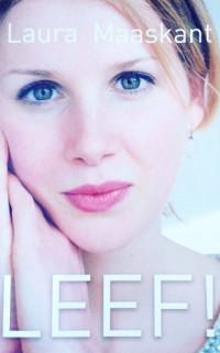 Boekcover LEEF!
