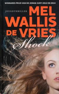 Boekcover Shock