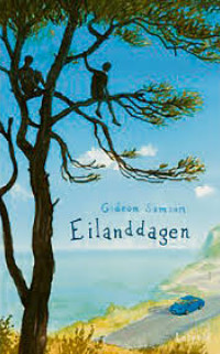 Boekcover Eilanddagen