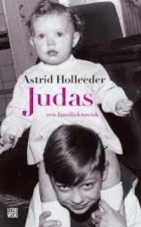 Boekcover Judas