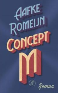 Boekcover Concept M