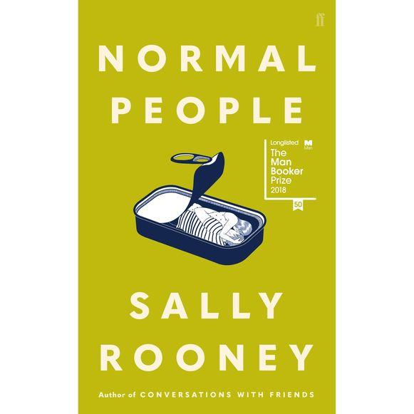 Boekcover Normale mensen