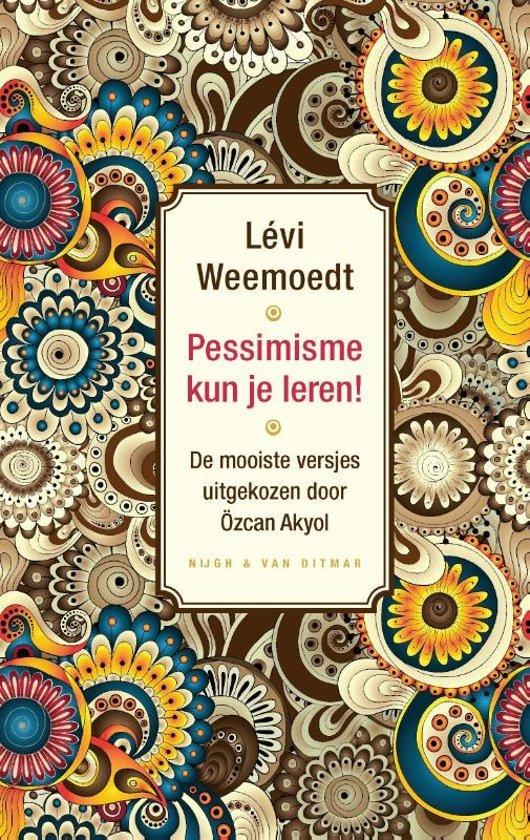 Boekcover Pessimisme kun je leren!