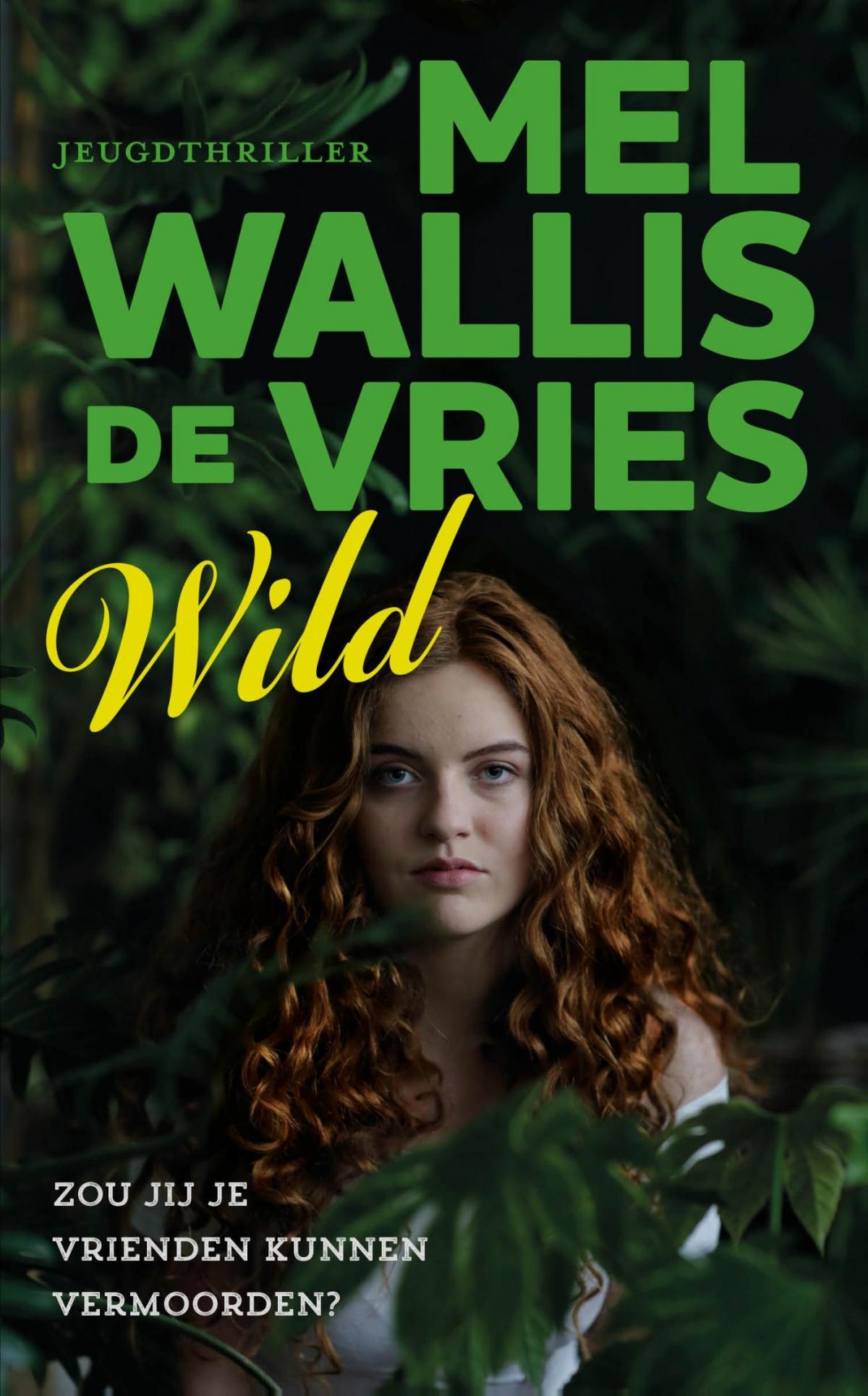 Boekcover Wild
